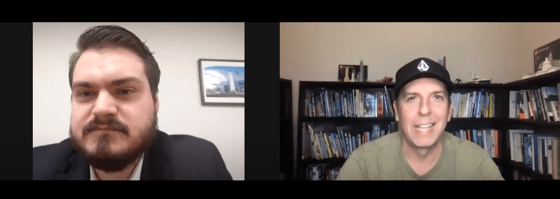 Interview With Dominic Cergnul